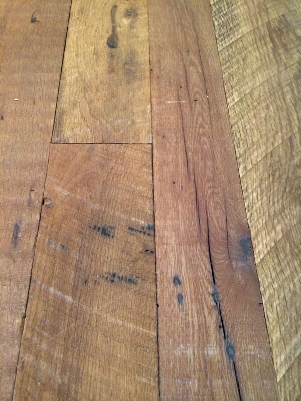 #reclaimed oak #flooring on display and available from our #Harrogate  showroom #HarrogateHourpic.twitter.com/v884H7pO1j - Coldbath Flooring (@coldbathfloors) Twitter