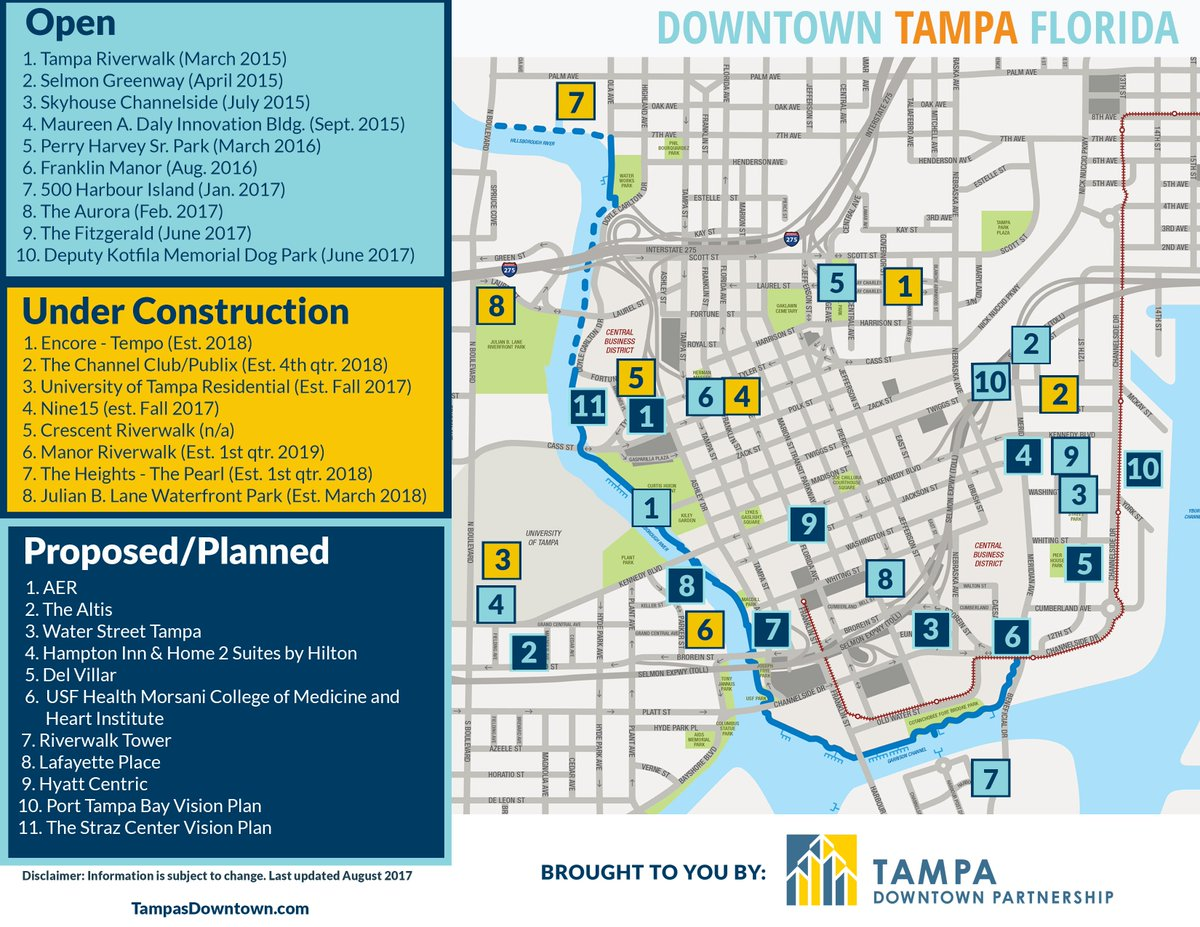 Tampa Downtown on Twitter We are committed to being the leader in
