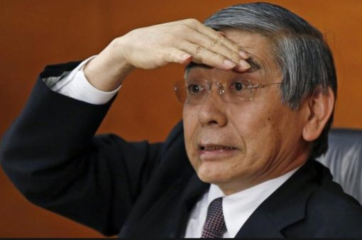 BOJ's Kuroda says he will now be on the lookout for North Korean missiles and Inflation https://t.co/W6pWtaXBNp