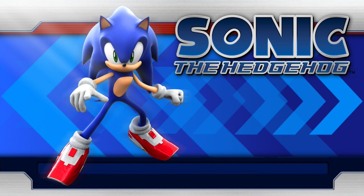 Active Lixes The Prototype On Twitter Sonic The Hedgehog 2006 Render