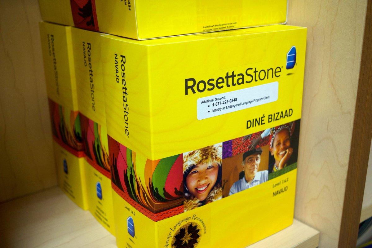 Salina Bookshelf On Twitter Rosetta Stone Din Bizaad Packages Are Back Our Shelves