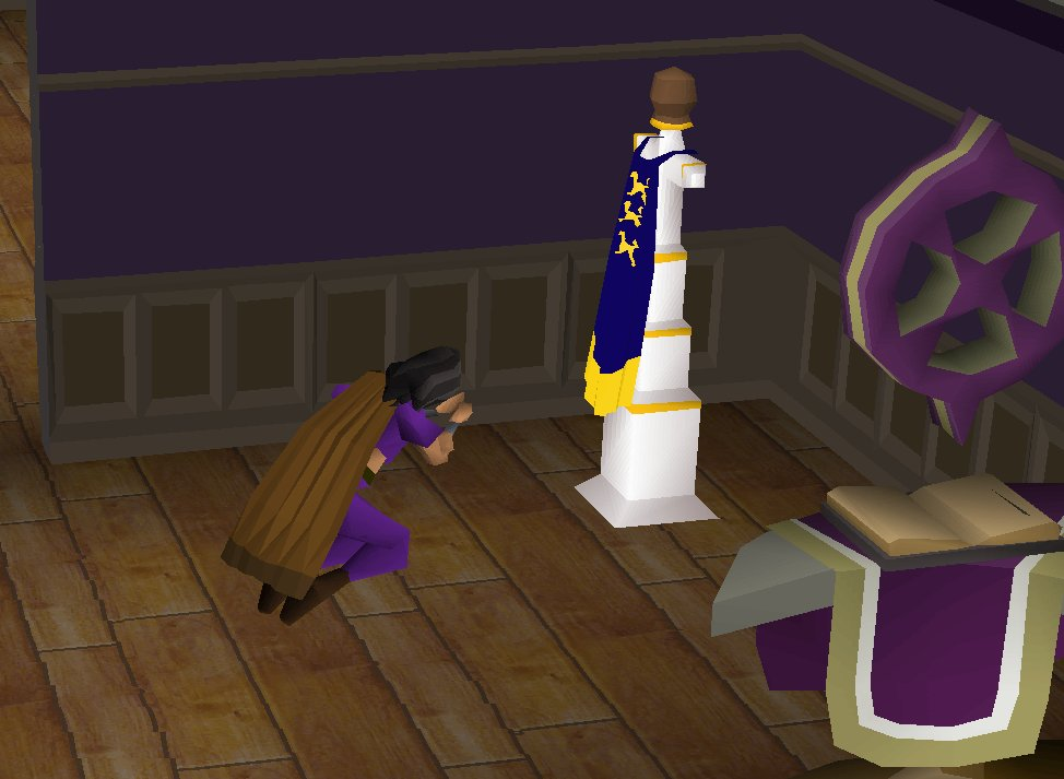 Runescape House Underground Rooms