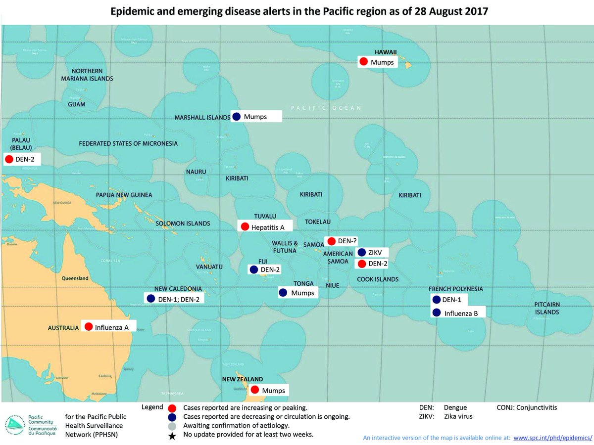 Micronesia Red Cross MRCS Twitter - Micronesia interactive map