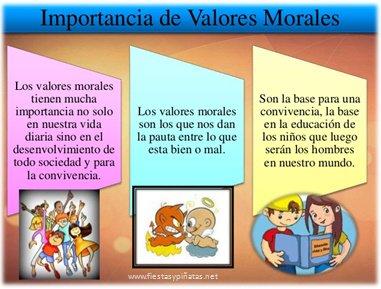8d675e1571b1 #fiestasypiñatas Demos la importancia que merece inculcar valores morales a  los niños para forjar los hombre de mañana  #educacionresponsablepic.twitter.com/ ...