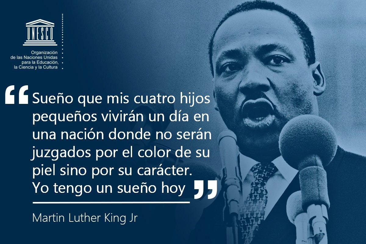 Resultado de imagen para discurso de martin luther king en español