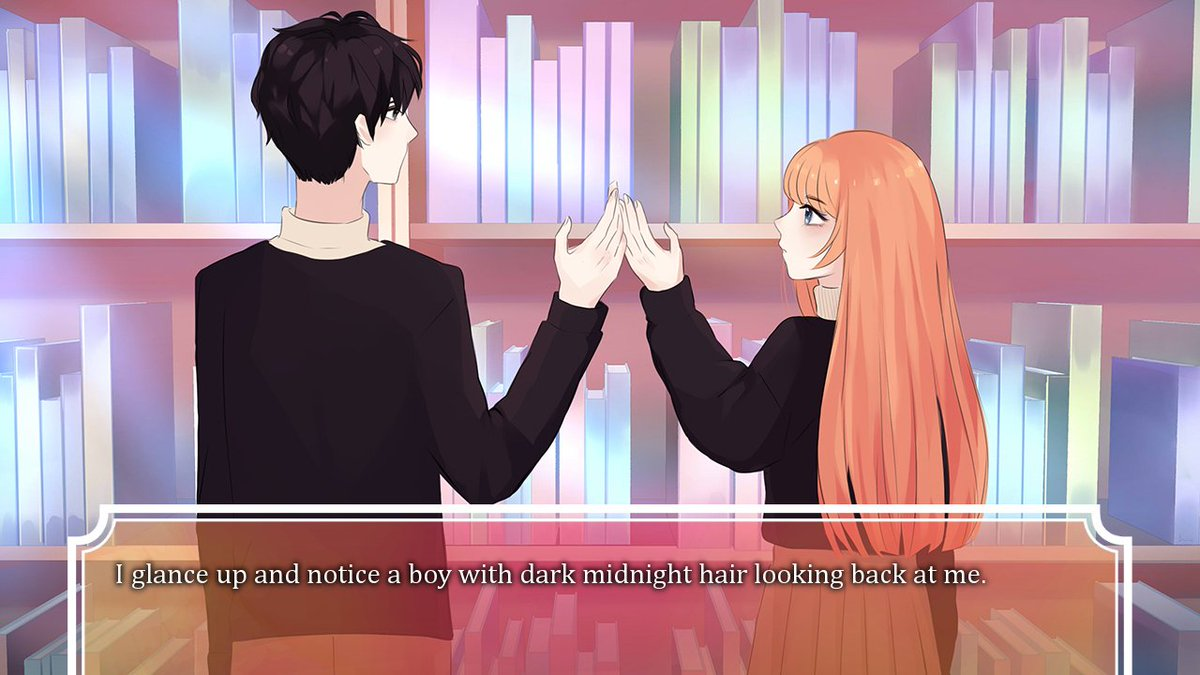 First meetings in #VoicefulGame #free #otome #otomegame #otoge #visualnovel #Voiceful <br>http://pic.twitter.com/glTJz4GNB0