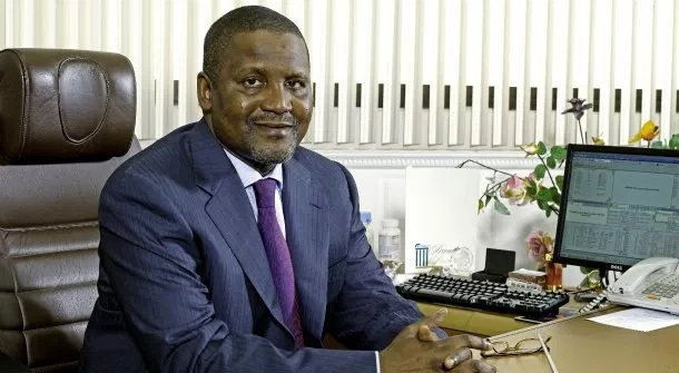 Forbes has released the list of richest people in Nigeria for 2017 with the report showing Alhaji Aliko Dangote retaining the number one position.