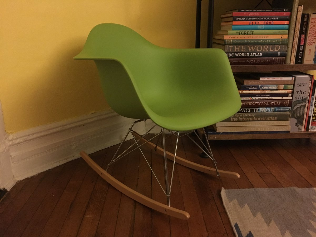 Adam Ellis on Twitter  So I moved the green chair out of the bedroom weeks ago. Itu0027s been in various parts of the living room ever since. & Adam Ellis on Twitter: