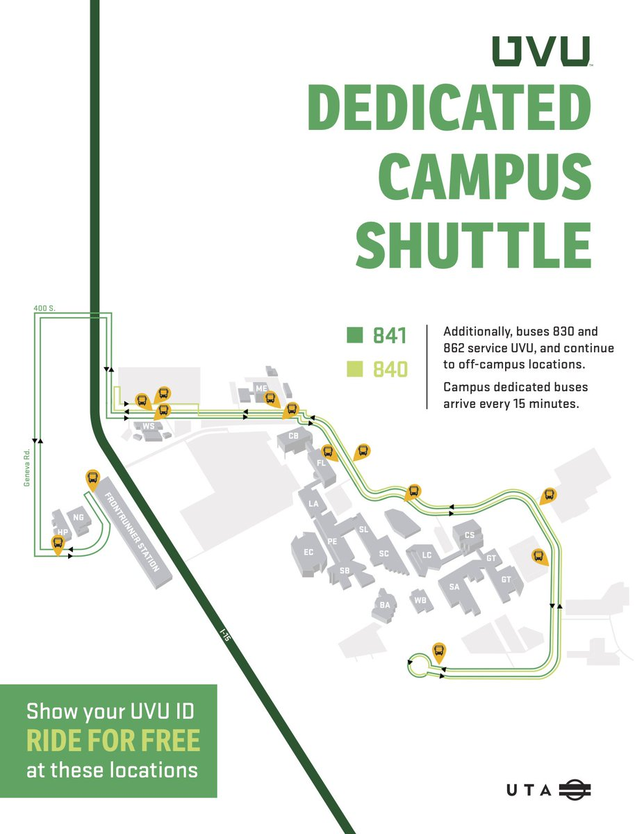 Uvu parking map university transfer uvu utah international uvu parking map uvu on twitter gumiabroncs