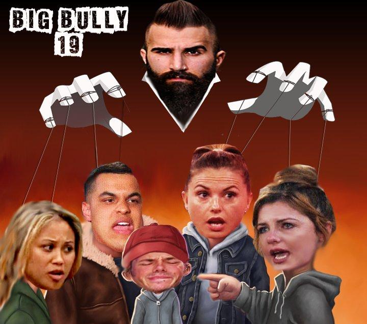 Season 19 has a new name #BB19 #Bullies https://t.co/eawyRt8NXv