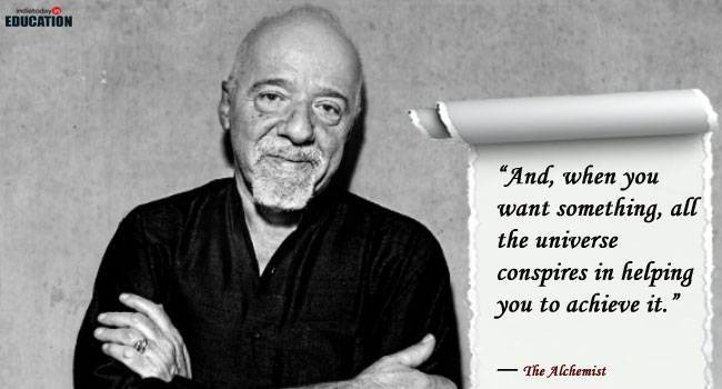 Happy Birthday Paulo Coelho (70): 25 quotes from the Brazilian author and spiritualguru