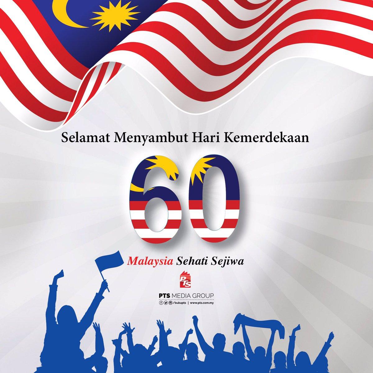 PTS Media Group On Twitter Rt Poster Ini Nyatakan Kpd Dunia Quote Smpna Malaysia Merdeka 60 Thn Kami Akan Pilih Secara Rawak Untk Hadiahkan Buku2 Pts