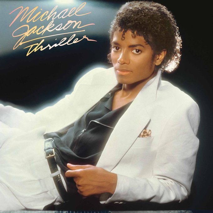 Happy birthday to the King of Pop!