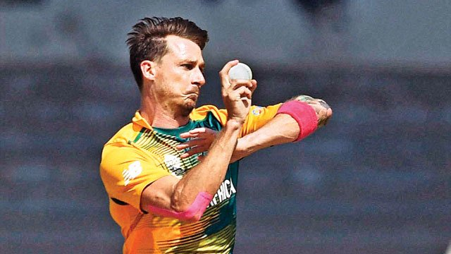 #T20GLdraft Dale Steyn to return to cricket with Shah Rukh Khan's Cape Town Knight Riders in T20 Global League https://t.co/D0466EgKqh