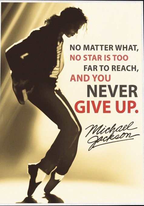 Happy Birthday to Michael Jackson.  He would have been 59 today.