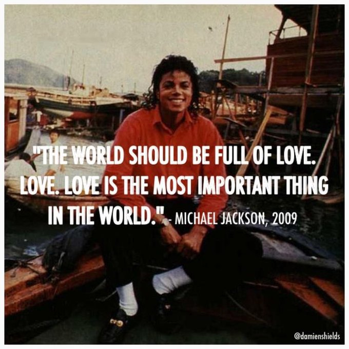 Happy birthday Michael Jackson we miss you and need you back more than ever
