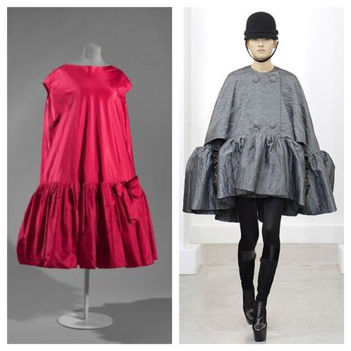 Inside The Mood On Twitter From The Past Balenciaga Babydoll