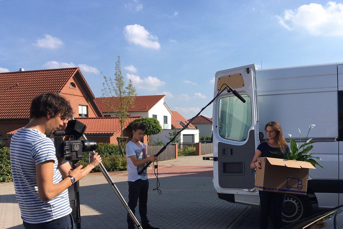 Image of Auftakt bei 30 Grad: Der erste von drei TÜV NORD-Filmen ist fast im Kasten. Fortsetzung folgt... https://t.co/OD2mZXTvev