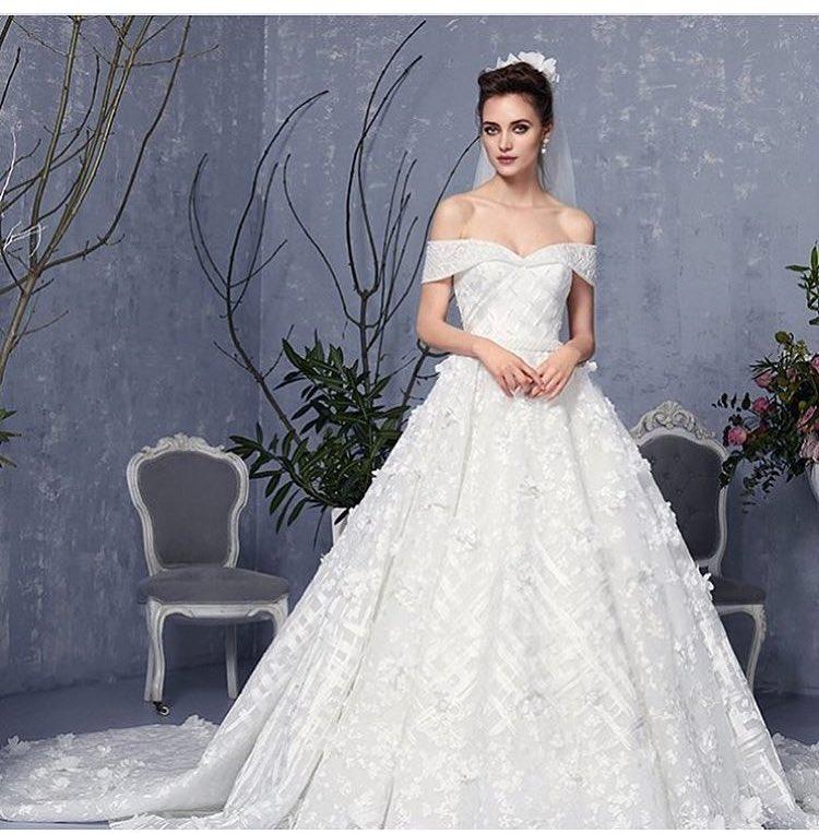 شارك معانا بفستان خطوبة او زفاف على ذوقك  - صفحة 3 DIZ85SPXgAERT7r