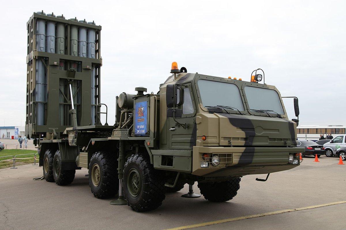 العام القادم : روسيا ستعرض منظومات S-350E Vityaz للتصدير  DIZGMDfW4AARFv7