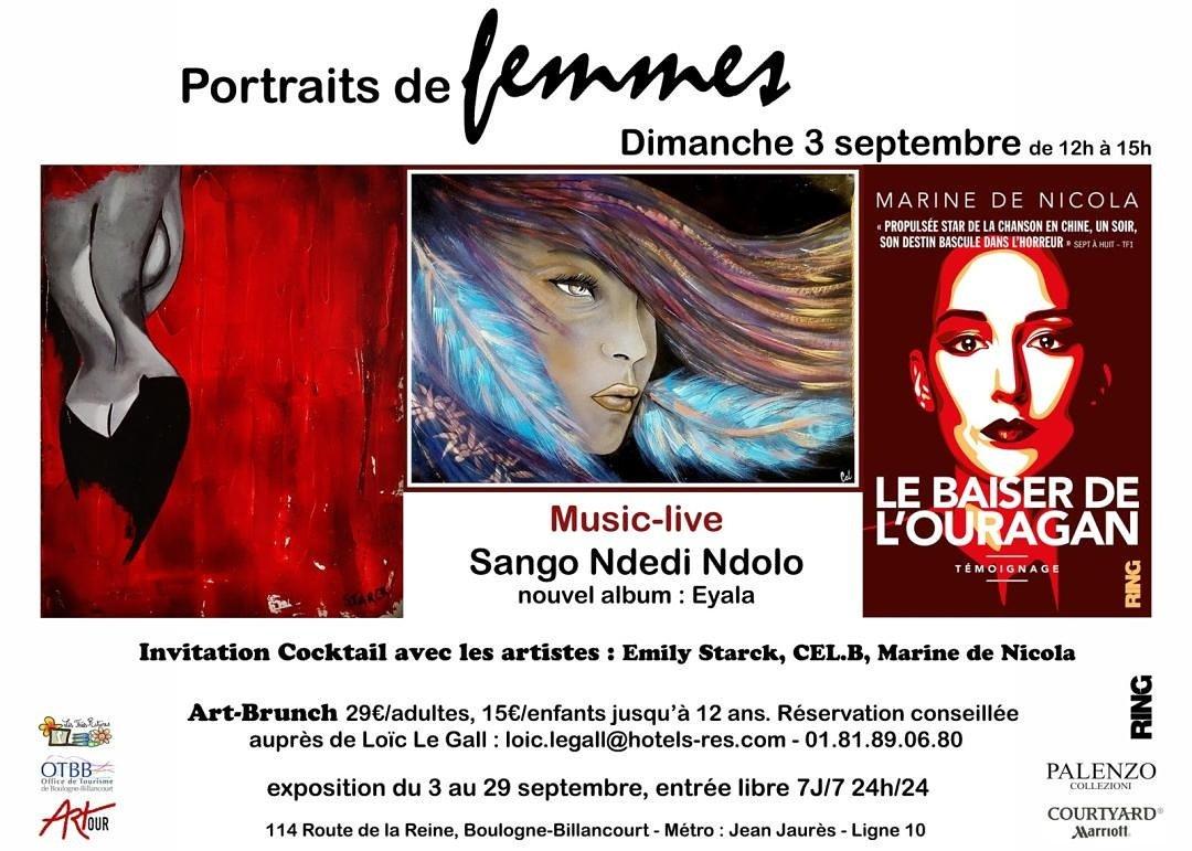 Exposition Paris - Hotel Courtyard Mariott Boulogne #Paris #Exposition #Peintures  #artiste #écrivain #lebaiserdelouragan #events #boulogne<br>http://pic.twitter.com/DjJS2Zg1DF