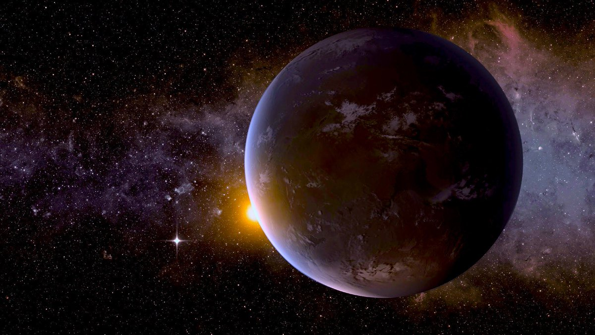 Emerging trend: Red dwarf stars have multiple Earth-size planets. There could be a *trillion* of them in our galaxy. https://t.co/8QVROD0TKd