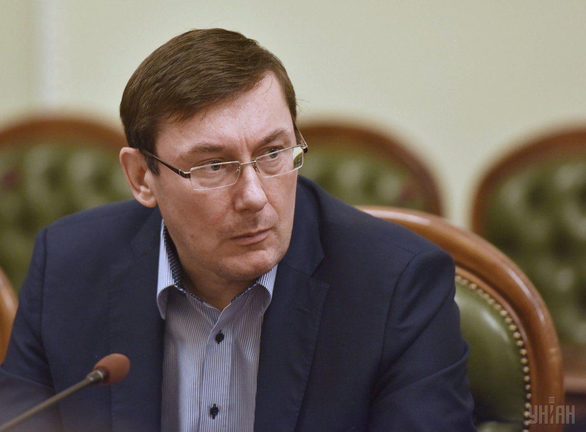В результаті спільної операції ГПУ з СБУ в Миколаєві затримано 5 осіб, — Луценко