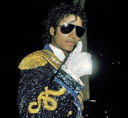 Happy Birthday to THE KING Michael Jackson