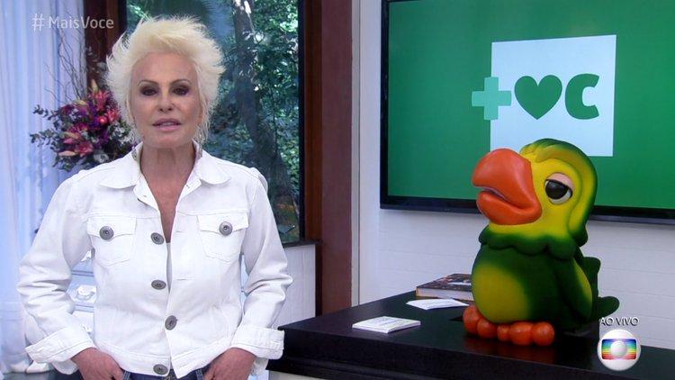 Ana Maria se irrita com Louro José e clima fica tenso https://t.co/SCCcZYhqFT