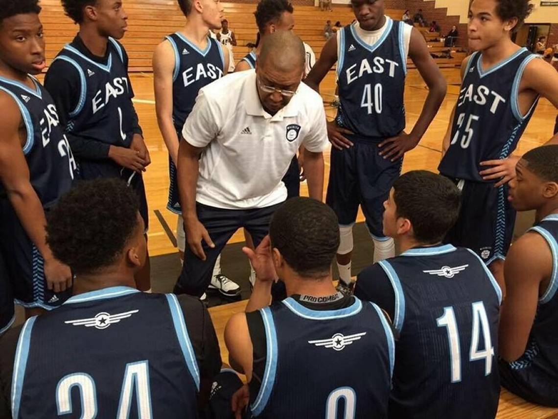 Image result for Wichita school to honor former security officer and coach