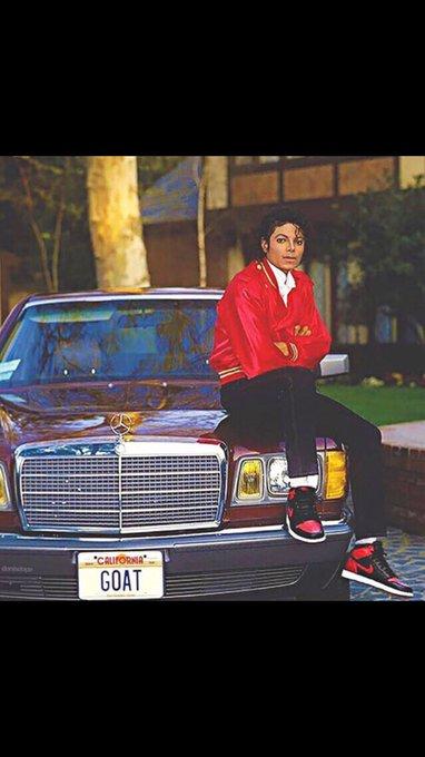 Happy Birthday to the Michael Jackson...