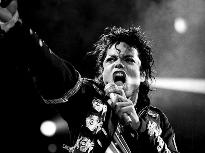 """Happy birthday to the true \""""King of Pop,\"""" Michael Jackson. He would\ve turned 59 years old today."""