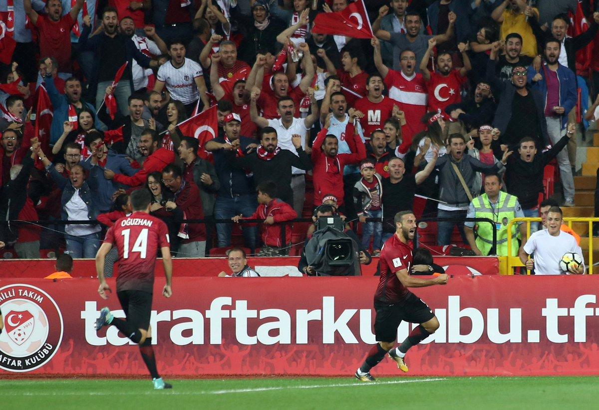 ไก่งวงดุ!! ตุรกีเชือดโครแอต 1-0 ลุ้นลุยบอลโลกต่อไป