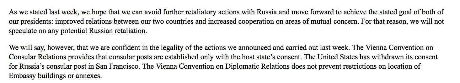 Senior State Department official: https://t.co/AkAf6Nfgvr