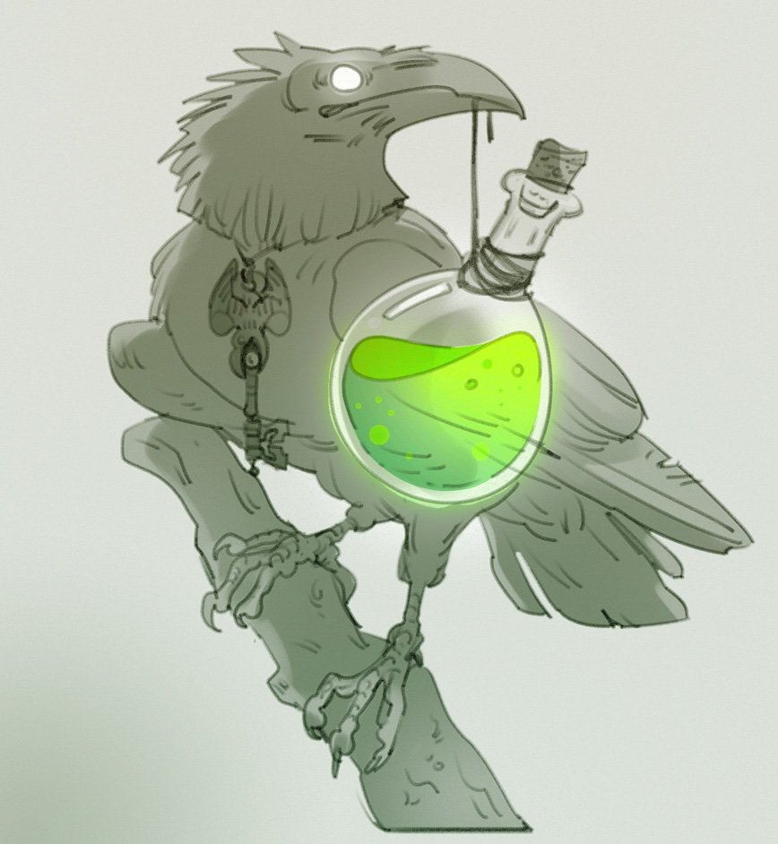 Keepers of the Feather https://t.co/G7jEapM7Pk