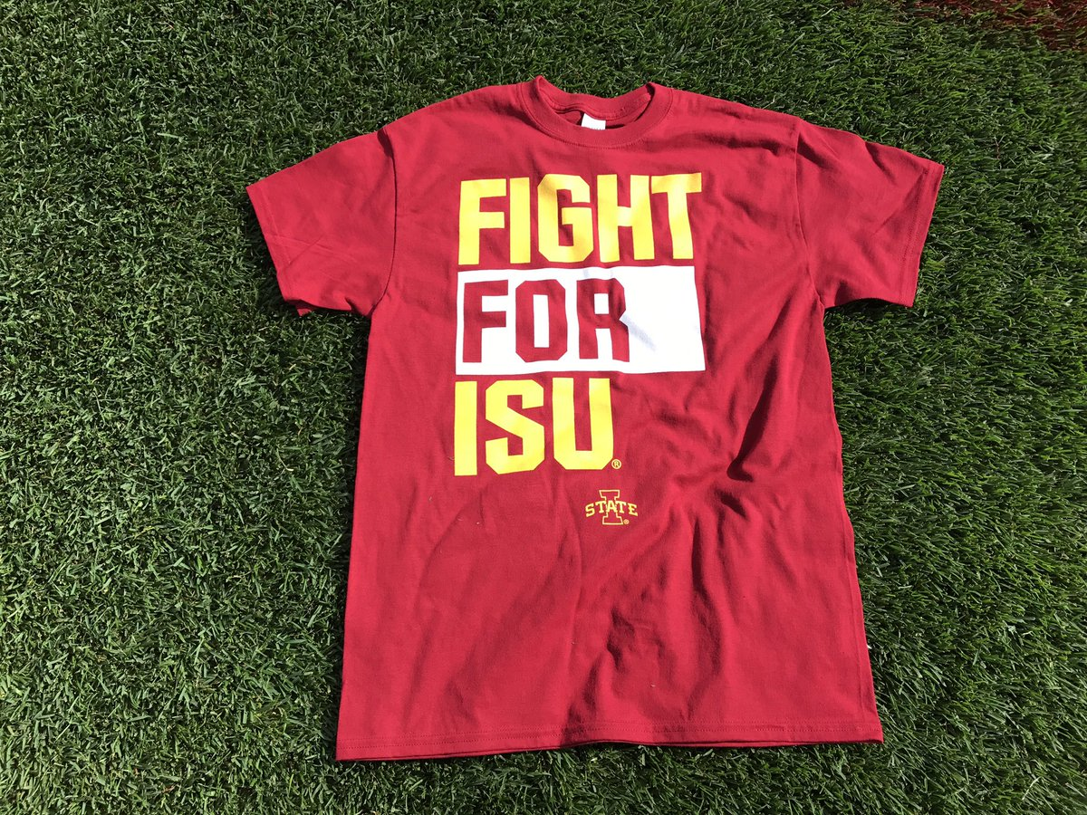 Want a #FightForISU shirt for this weeke...