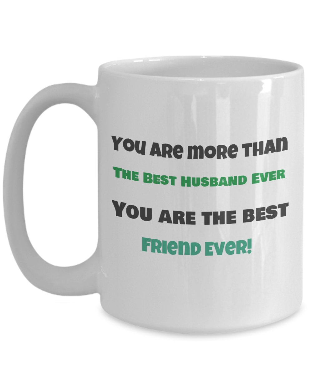 For your husband on fathers day