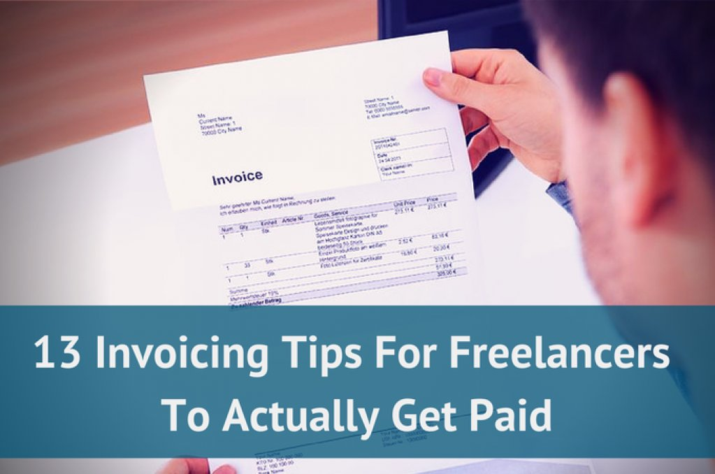 For freelancers