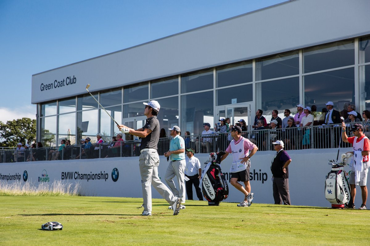 Bmw Championship On Twitter The Green Coat Club Is Unlike Any Hospitality Venue On The Pga Tour See The