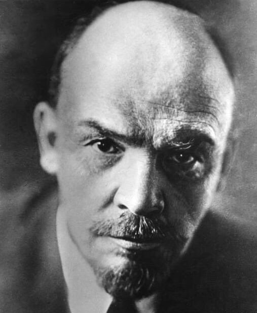 Recognizing a fellow revolutionary of the Left, Lenin sent a telegram of congrats when Mussolini created the world's first fascist regime
