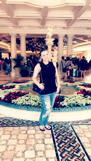 I love Vegas so much! 😍😍😍😍 https://t.co/aBFFYLY3Mf