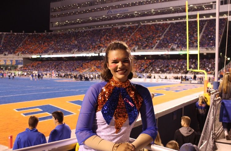 Boise State Band On Twitter Read How A Marching Band Scholarship