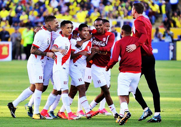Video: Ecuador vs Peru