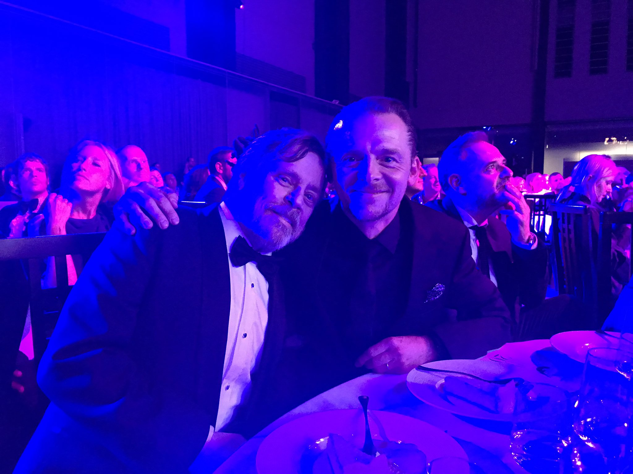Congratulations to @HamillHimself on his GQ Icon Award. Presented to him by a lifelong fan. #GQAwards https://t.co/bYMQ8CYtRN