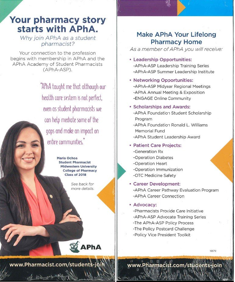 apha career pathway