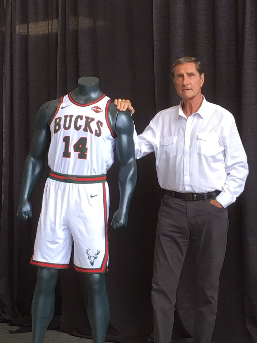 "Matt Velazquez on Twitter ""Here s the Bucks classic uniform for"