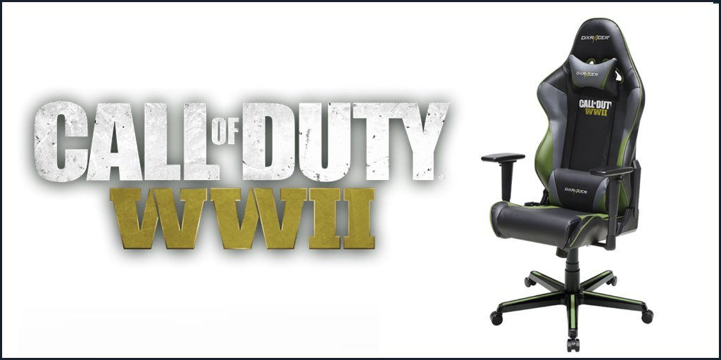 Read - //.dexerto.com/news/dxracer-announces-call-duty-wwii-themed- gaming-chair/34655 u2026 -pic.twitter.com/PLgDptWtio  sc 1 st  Twitter & Dexerto Call of Duty on Twitter: