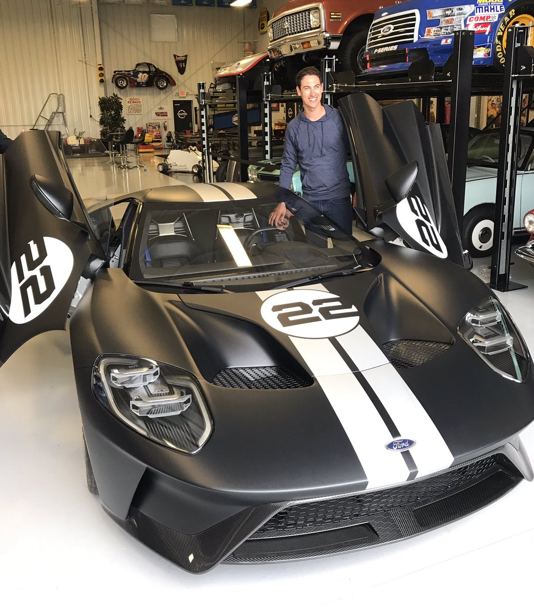 Thank You Fordperformance For Allowing Me To Have One Of These Beautiful Cars Fordgt Https T Co Jmlrgyakkl