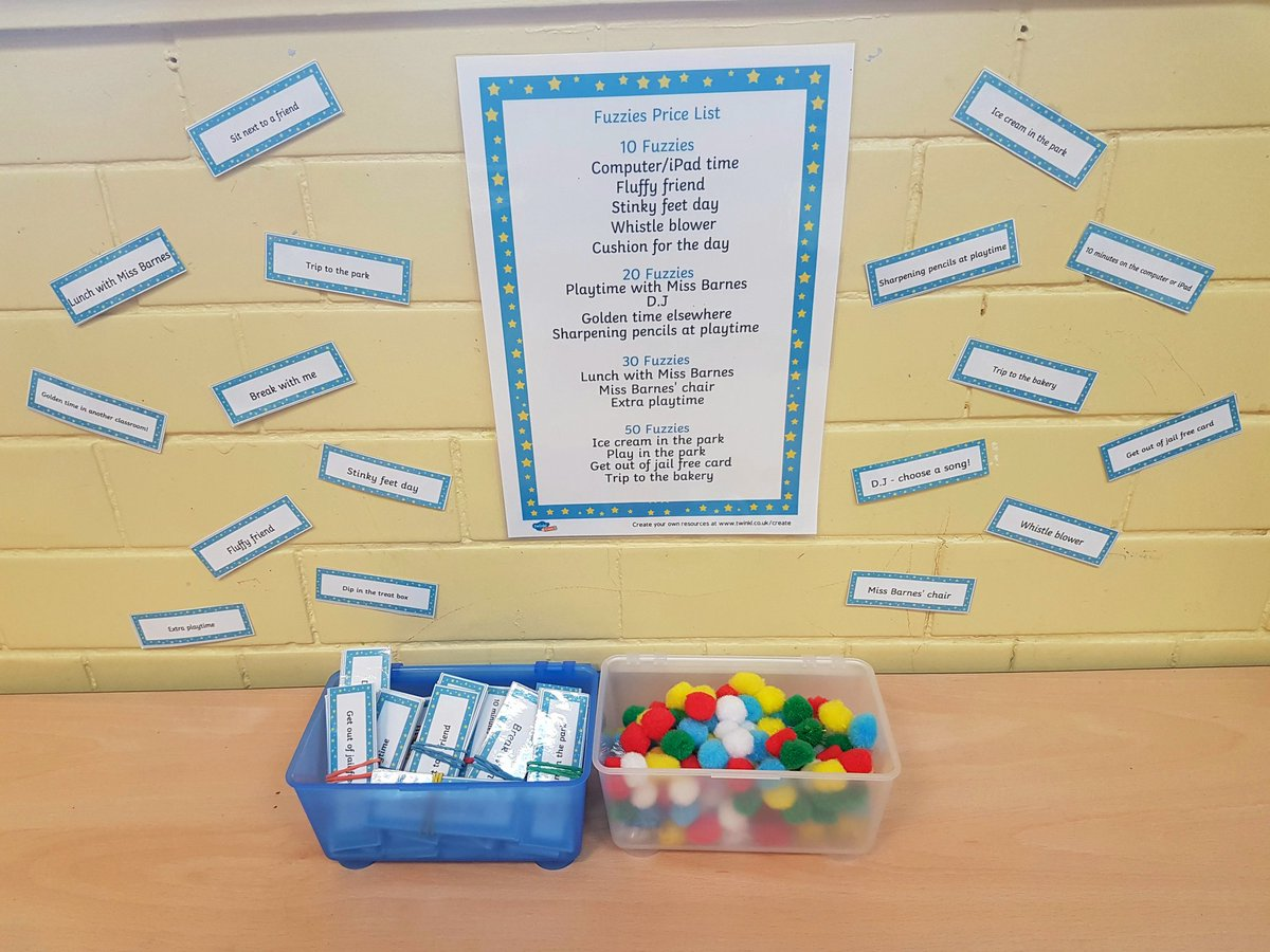 A cost-free reward system ☺  #KS1