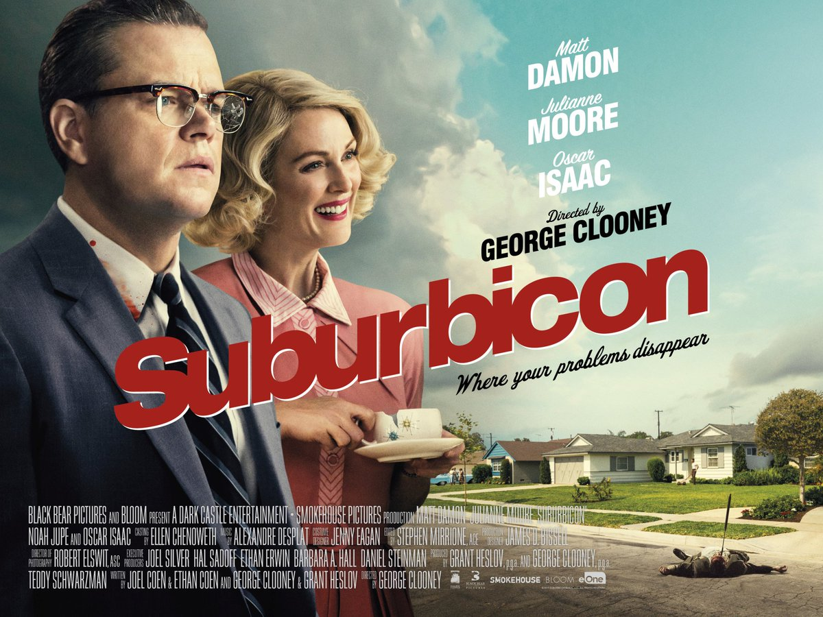 Image result for Suburbicon